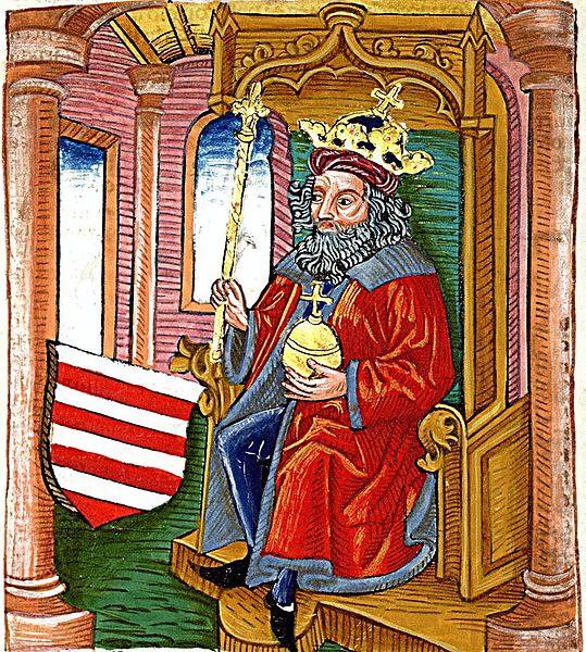Bajor Ottó magyar király
