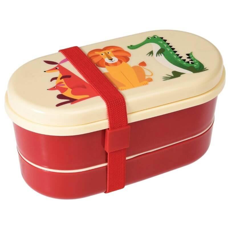 leo és barátai bento doboz